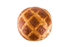 Round loaf Stock Photo