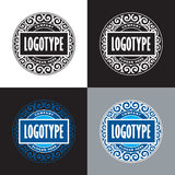 Concept vintage logo Royalty Free Stock Images