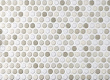 Round marble textures, ball tiles Stock Images