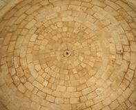 Round masonry Royalty Free Stock Image