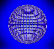 Round Matrix Royalty Free Stock Images