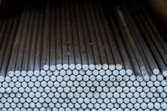 Free Round Metal Bars Royalty Free Stock Photos - 36713138