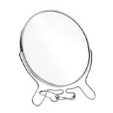 Round mirror Royalty Free Stock Image