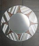 Round mirror Stock Photos