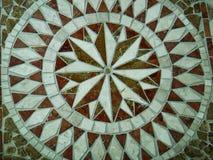Round Mosaic Royalty Free Stock Image
