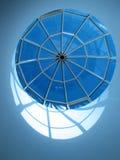 round okno Zdjęcia Stock