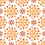 Round old pattern Stock Photo