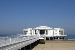 Round On The Beach - Senigallia Royalty Free Stock Images