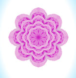 Round ornament pattern. stock illustration