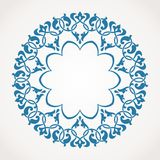 Round Ornament Pattern. Royalty Free Stock Image