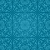 Round Ornamental Lace Element Stock Images