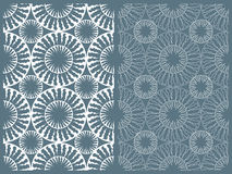 Round pattern Royalty Free Stock Images