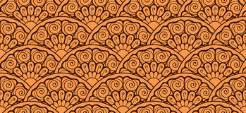 Round pattern 04 Royalty Free Stock Image