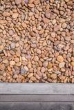 Round pebble stones Royalty Free Stock Photos