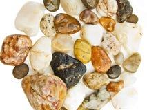 Round peeble stones Stock Images