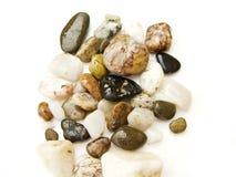 Round peeble stones Stock Photos