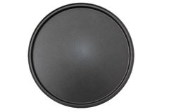 Round Pizza Pan Stock Photos