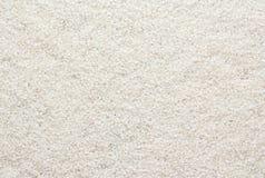 Round Rice. Round short grain white rice background stock photography