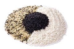 Round Rices Royalty Free Stock Images
