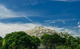 Round roof Royalty Free Stock Images