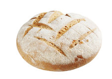 Round rye loaf Stock Image
