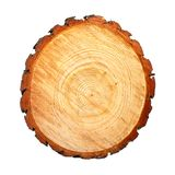 Round saw cut pine logs. Wooden background. Round saw cut of pine logs. Wooden background royalty free stock photos