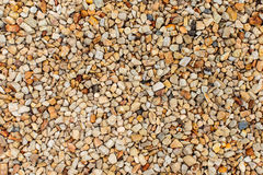 Round sea stones. Pebbles Background Stock Image