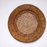 Round shape basket Stock Image