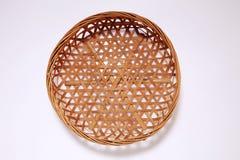 Round shape basket Stock Images