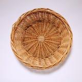 Round shape basket Royalty Free Stock Images