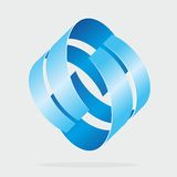 round sign Royalty Free Stock Images