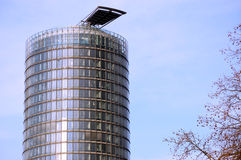 Round Skyscraper Building Royalty Free Stock Photography