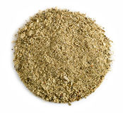 Round spice mix Royalty Free Stock Photography