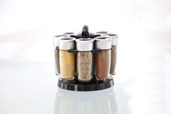 Round Spice Rack Stock Images