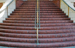 Round Stairs Close Royalty Free Stock Photo