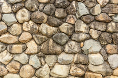 Round stone background Stock Photography