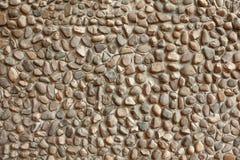 Round stone wall Stock Image