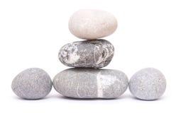 Round stones Royalty Free Stock Photography