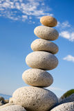 Fengshui stones Royalty Free Stock Photos