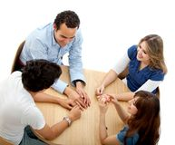 Round table Stock Photography