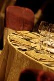 Round table Royalty Free Stock Photos