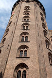Round tower copenhagen Denmark observatory Royalty Free Stock Images