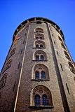 Round tower in copenhagen Royalty Free Stock Image