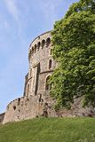 The Round Tower Detail Stock Photography