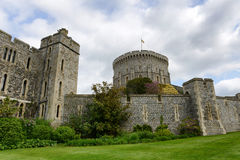 The Round Tower, Windsor Castle, UK Royalty Free Stock Image