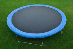 Round Trampoline Stock Photos