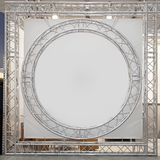 Round truss stage Stock Photography
