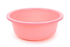 Round washing up bowl Stock Images