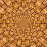 Round weaving Stock Photos