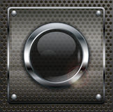 Round web buttons Royalty Free Stock Photos